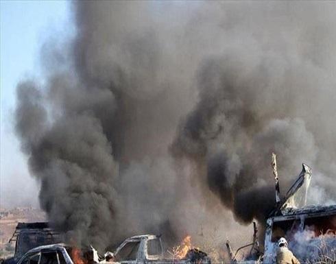 العراق.. انفجار يستهدف إمدادات للقوات الأمريكية