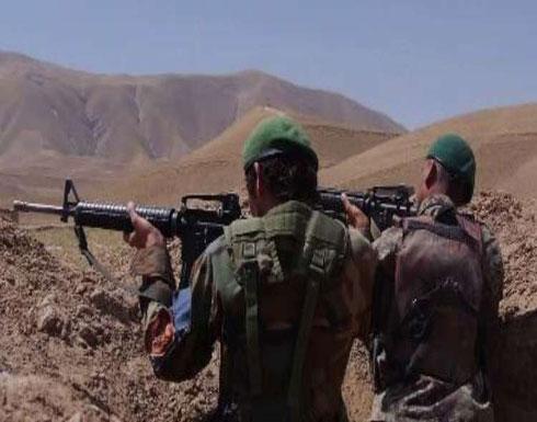 """""""طالبان"""" تستولي على قاعدة للجيش وسط أفغانستان"""