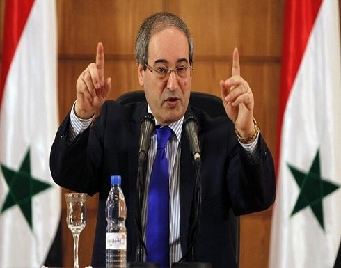 القيادة الكردية في سوريا ترد على تصريحات المقداد