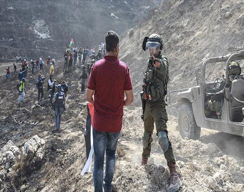 إصابة 7 فلسطينيين برصاص إسرائيلي شمالي الضفة