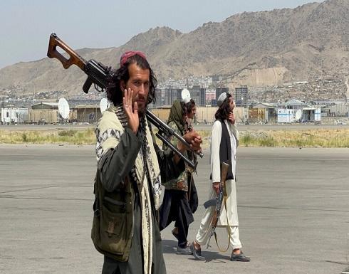 """شاهد : """"طالبان"""" تنظم جنازات وهمية للقوات الأمريكية وقوات """"الناتو"""""""