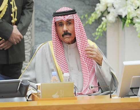 أمير الكويت يجدد دعم بلاده للقضية الفلسطينية في اتصال مع الرئيس عباس