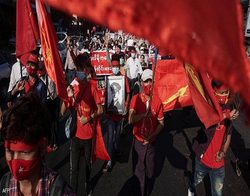 تظاهرات جديدة في ميانمار على الرغم من تحذيرات الجيش