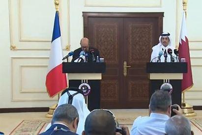 فرنسا تدعو لحل سريع للأزمة الخليجية