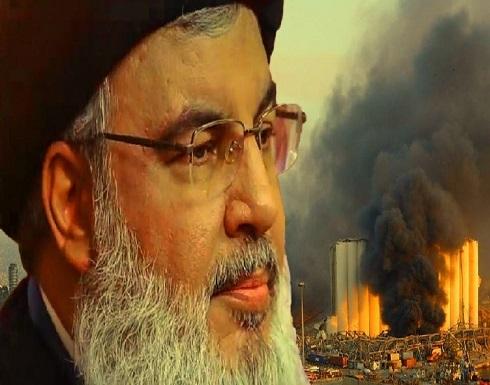 أطنان من نيترات الأمونيوم شحنتها إيران إلى حزب الله