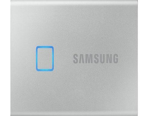 سامسونغ تقدم أول قرص SSD بمستشعر بصمة الأصابع
