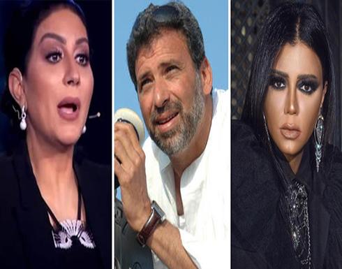 براءة رانيا يوسف ووفاء عامر من قضية خالد يوسف