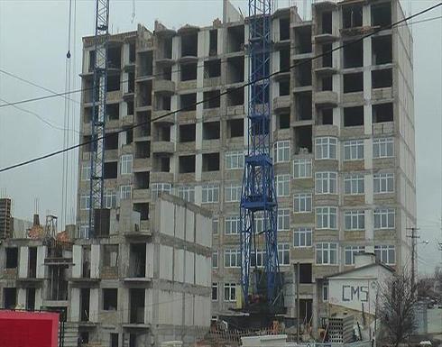 تراجع إنتاج قطاع البناء بالاتحاد الأوروبي 0.3 بالمئة في يونيو