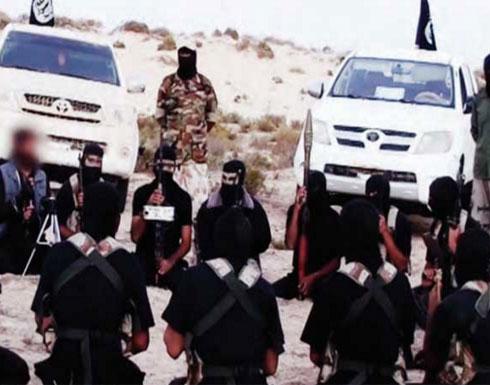 """تنظيم """"الدولة"""" يعلن مسؤوليته عن هجوم في شمال سيناء"""