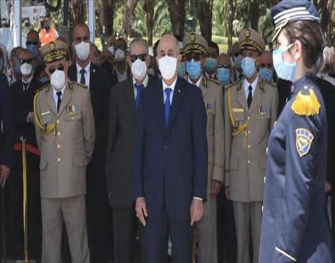 أول نشاط بعد رحلة علاجية.. رئيس الجزائر يستقبل قادة أحزاب