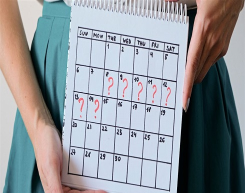 10 اسباب لتأخر الدورة الشهرية منها تكيس المبايض
