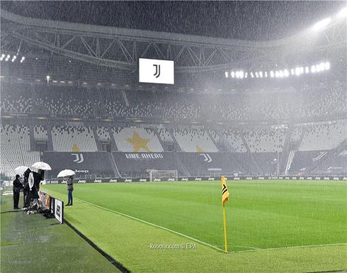 إلغاء مباراة يوفنتوس ونابولي..والنتيجة بيد القاضي