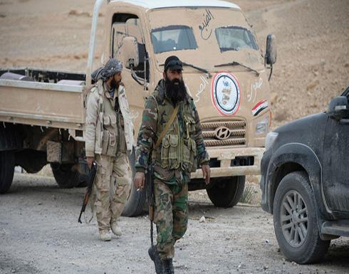 سوريا : مواجهات بين فصائل موالية لقوات النظام في مدينة حمص