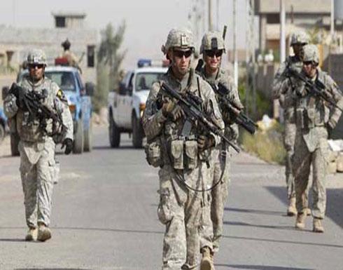 """""""الدفاع العراقية"""" تنفي انتشار قوات أمريكية بالموصل"""