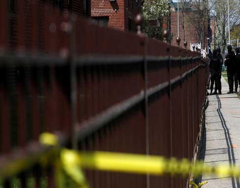شاهد : مقتل شخص على الأقل وإصابة إثنين بإطلاق نار في لونغ آيلاند بامريكا