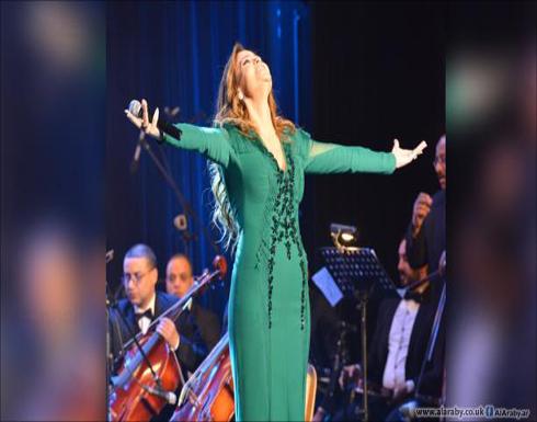 كارول سماحة قد تغضب جمهورها اللبناني... هل خانها التعبير؟