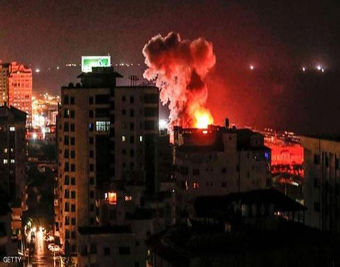 مقتل فلسطيني في غارات إسرائيلية على غزة