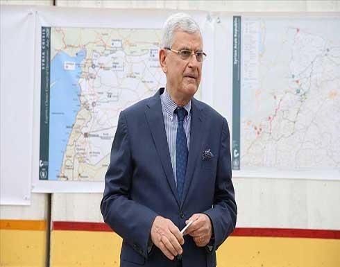 بوزكير: آمل رفع عدد بوابات إيصال المساعدات الأممية لسوريا