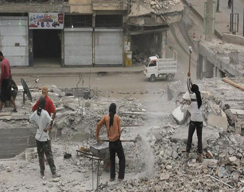 المبعوث الأميركي: 40% من سوريا ليست تحت سيطرة النظام