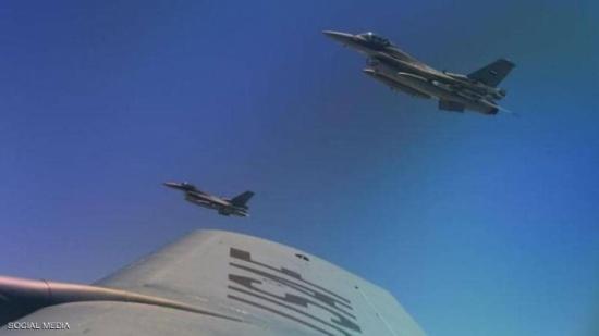 خلال 10 أيام.. دك مواقع داعش بـ133 ضربة جوية في العراق