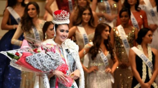 إندونيسية تفوز بلقب ملكة جمال العالم