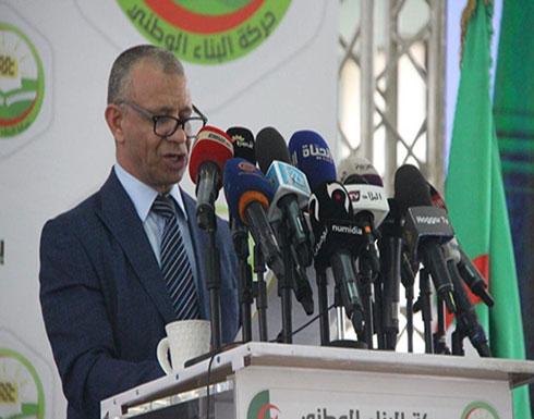 """""""بن قرينة"""" يعلن رسميا ترشحه لرئاسة الجزائر """"استكمالا للحراك"""""""