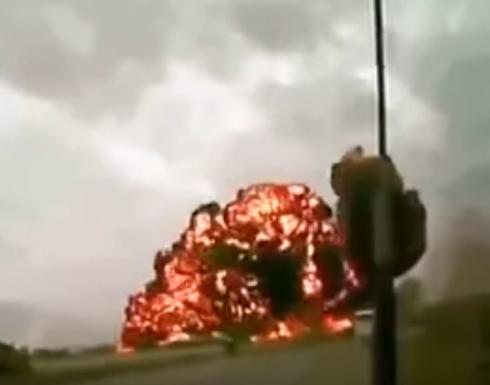 بالفيديو والصور:- هكذا تحطمت الطائرة التي نقلت فريقا برازيليا لكرة القدم