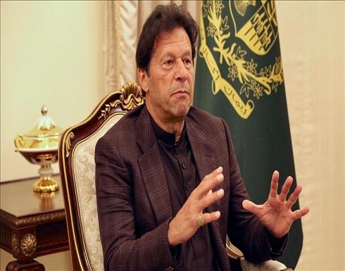 """عمران خان ورئيسي يبحثان الوضع الأمني """"المتدهور"""" بأفغانستان"""