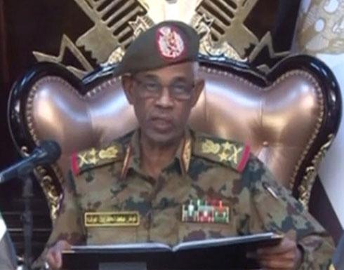السودان.. مجلس عسكري يستلم السلطة لمدة عامين