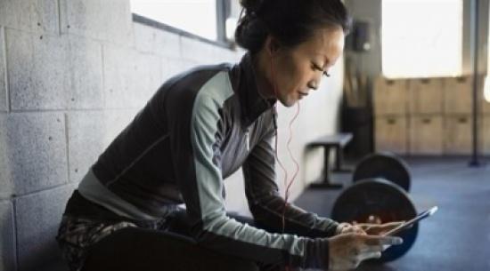 الموسيقى أثناء التمارين لا تحفز على النشاط