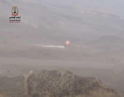شاهد : خسائر بشرية ومادية كبيرة للحوثيين في جبهات مأرب