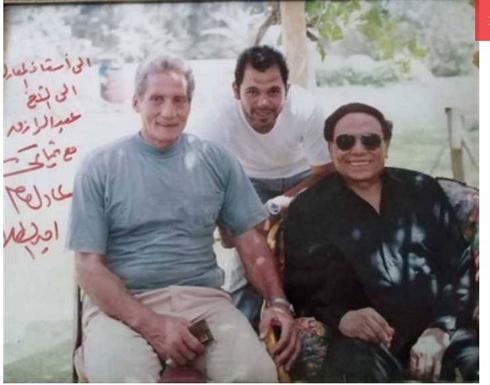الموت يفجع الوسط الفني بعد فاروق الفيشاوي وعزت ابو عوف (صورة)