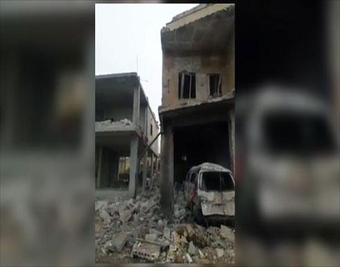 قتلى مدنيون بقصف روسي في ريف إدلب