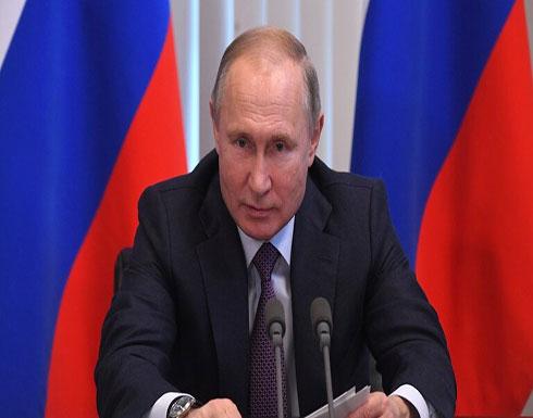 بوتين: حتى إذا كان هناك في ليبيا مرتزقة روس فهم لا يمثلون دولتنا