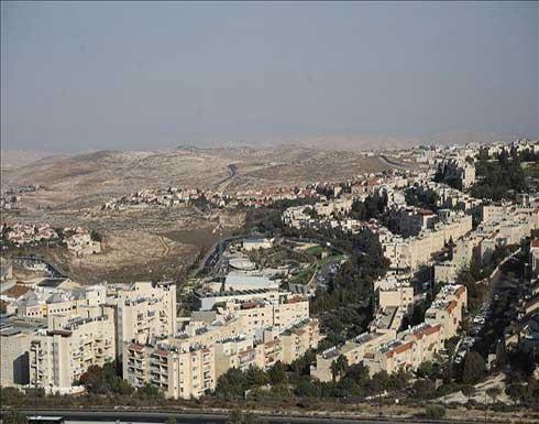 فلسطين تدين مصادقة إسرائيل على بناء 560 وحدة استيطانية بالضفة