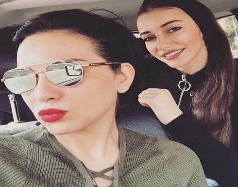 بالفيديو والصور : ابنة صفاء سلطان تتخلى عن حجابها..شاهدوا كيف بدت؟