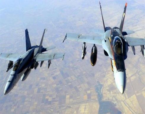 غارات تستهدف مواقع الحوثي بمطار صنعاء وقاعدة الديلمي