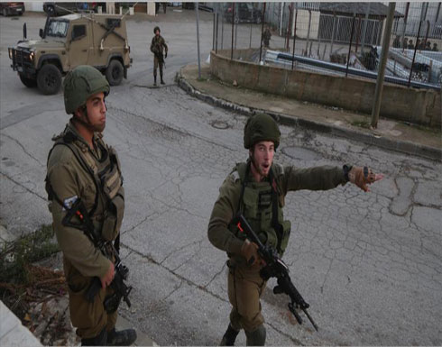 إصابة فلسطيني برصاص الجيش الإسرائيلي وسط الضفة الغربية