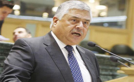 """""""الضربية"""" تنفي اتهامات بحق وزير المالية بالتهرب الضريبي"""