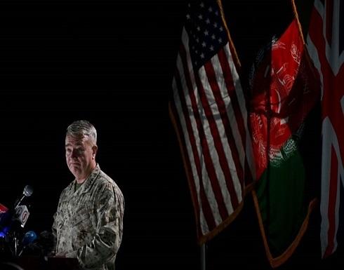 جنرال أمريكي يهدد طالبان بحال مواصلتها هجومها بأفغانستان