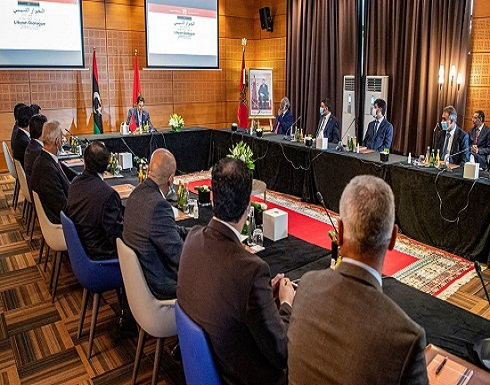 يمهد لانفراجة في أزمة ليبيا.. اجتماع الغردقة ينتهي بتوافق