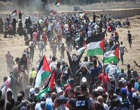 """""""حماس"""": حصار غزة يترنح بفعل مسيرات """"العودة"""""""