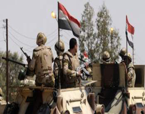 مقتل عسكريين وإصابة آخرين في هجمات بسيناء