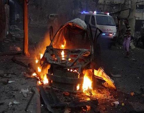 4 قتلى بينهم عسكري في سلسلة تفجيرات بالعاصمة العراقية