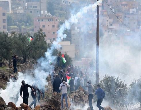 إصابات واعتقالات بمواجهات مع الاحتلال بجنين ورام الله