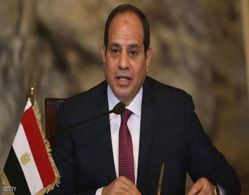 """""""حرام عليك خطر جدا"""".. السيسي يوجه رسالة لمجموعة من المصريين في الشارع"""