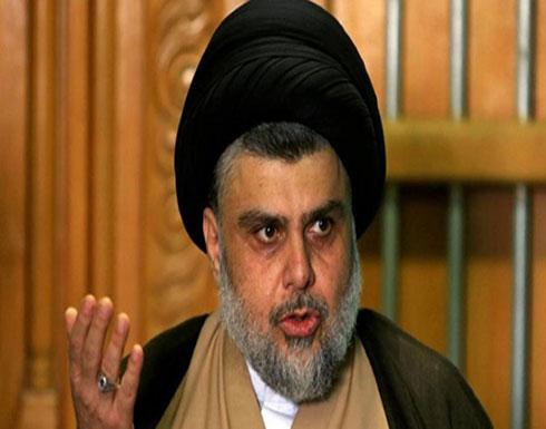 العراق.. الصدر يلوح بالشارع إذا لم يقر تشكيل الحكومة