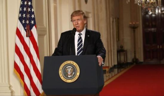 الارتباك في إستراتيجية ترمب لتأمين أميركا