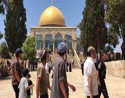 الاتحاد الأوروبي يعبر عن قلقه من التوتر في المسجد الأقصى