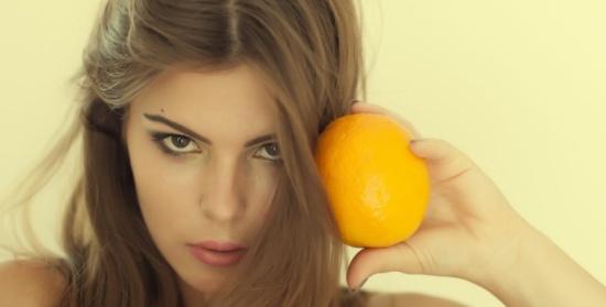 خلطة الليمون للعناية بالبشرة الجافة